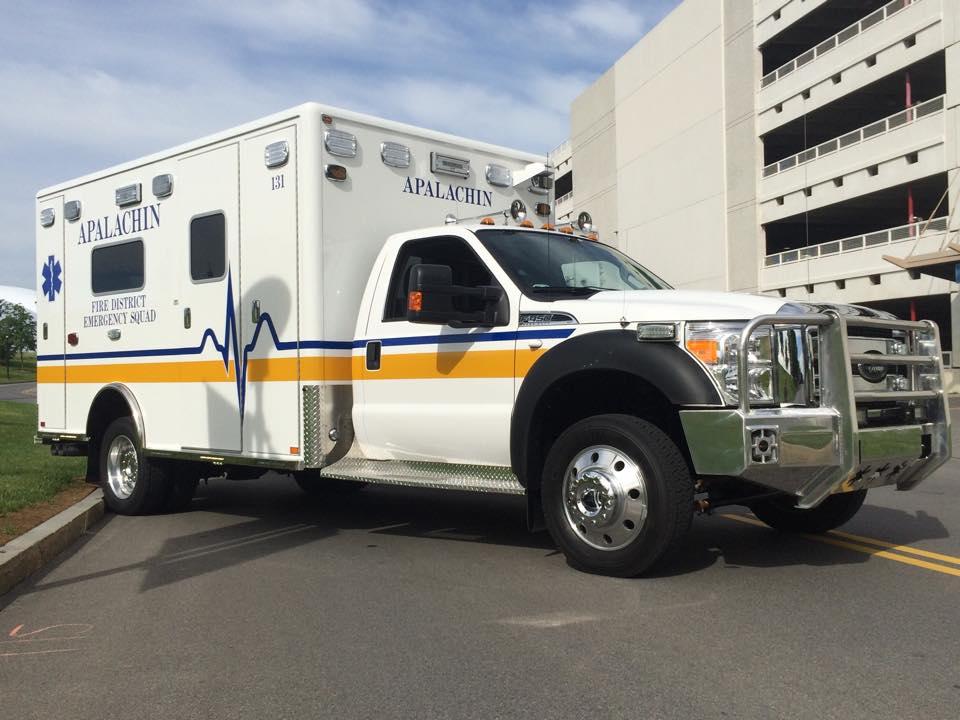 Ambulance 131