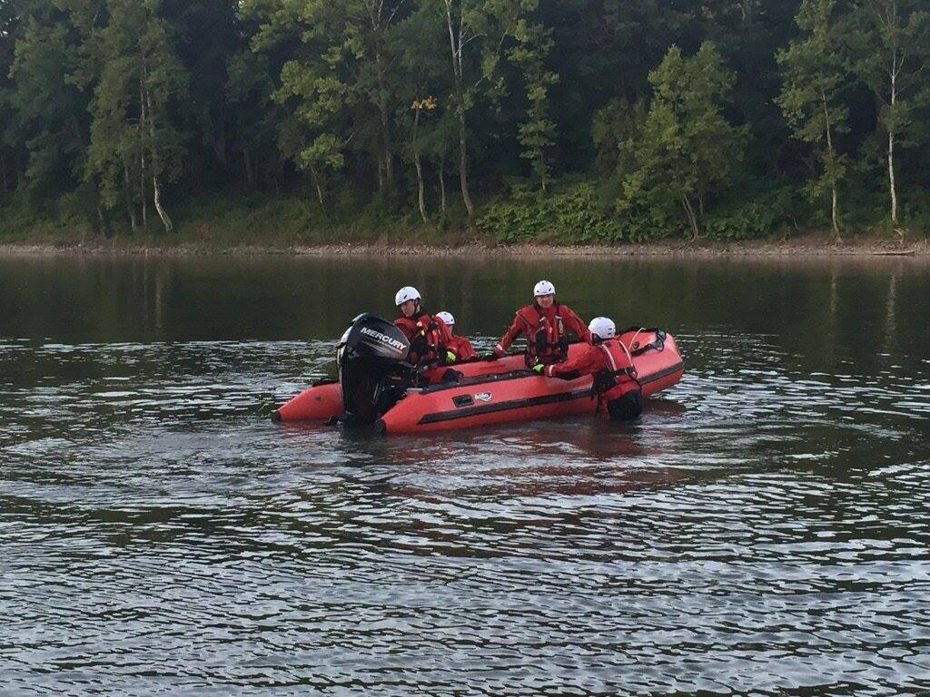 AFD Rescue Boat